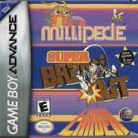 Millipede / Super Break Out / Lunar Lander