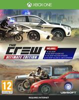 Ubisoft The Crew Ultimate Edition (verpakking Scandinavisch, game Engels)