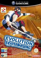 Konami Evolution Skateboarding