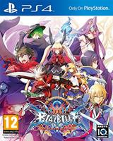 Pqube BlazBlue Central Fiction