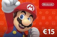 Nintendo tegoed 15 EURO NL (digitaal)