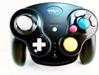 TTX Tech Wavedash Wireless Gamecube Controller Black ()