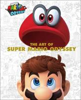 Dark Horse The Art of Super Mario Odyssey