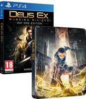 Square Enix Deus Ex Mankind Divided (Day 1 Edition) (steelbook)