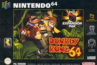 Donkey Kong 64 (exclusief Expansion Pak)