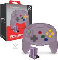 HyperKin Admiral Premium Wireless Bluetooth Controller (Amethyst Purple)