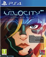 Badland Indie Velocity 2X Critical Mass Edition (verpakking Frans, game Engels)