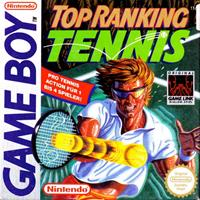 Nintendo Top Ranking Tennis