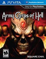 Square Enix Army Corps of Hell