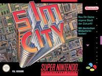Nintendo Sim City