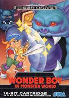 SEGA Wonder Boy in Monster World