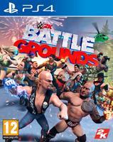 2K Games WWE Battlegrounds
