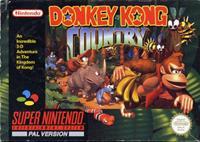 Nintendo Donkey Kong Country