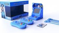 SNK Neo Geo Mini Samurai Shodown Limited Edition Ukyo Tashibana - Transparant Blue