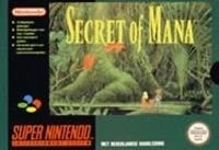Squaresoft Secret of Mana