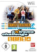 Bandai Family Trainer Extreme Challenge (game only)
