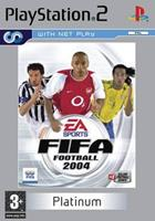 Electronic Arts Fifa 2004 (platinum)