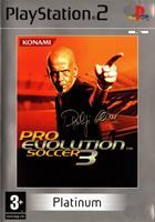 Konami Pro Evolution Soccer 3 (platinum)