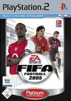 Electronic Arts Fifa 2005 (platinum)