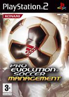 Konami Pro Evolution Soccer Management