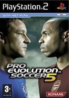 Konami Pro Evolution Soccer 5