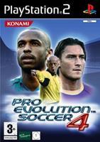 Konami Pro Evolution Soccer 4