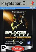 Ubisoft Splinter Cell Pandora Tomorrow (platinum)