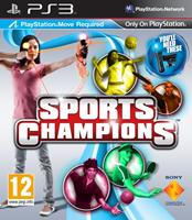 Sony Interactive Entertainment Sports Champions (Move)