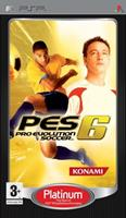 Konami Pro Evolution Soccer 6 (platinum)