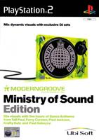 Ubisoft Modern Groove Ministry Of Sound