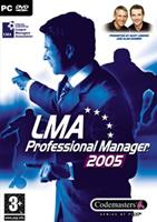 Codemasters LMA Manager 2005