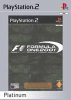 Sony Interactive Entertainment Formula One 2001 (platinum)