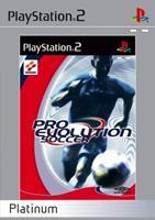 Konami Pro Evolution Soccer (platinum)