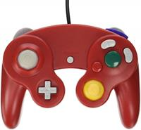 Teknogame Gamecube Controller Red ()