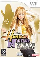 Disney Interactive Hannah Montana Op Wereldtournee