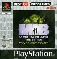 Infogrames Men In Black Crashdown (best of )