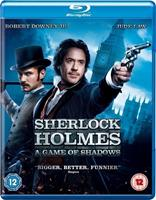 Warner Bros Sherlock Holmes a Game of Shadows