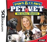 THQ Paws & Claws Pet Vet Healing Hands