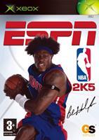 SEGA ESPN NBA 2K5