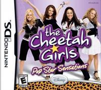 The Cheetah Girls Pop Star Sensations