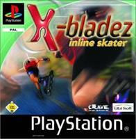 Crave X-Bladez Inline Skater