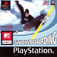 THQ MTV Snowboarding