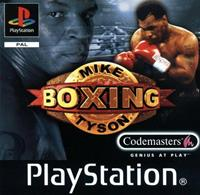 Codemasters Mike Tyson Boxing