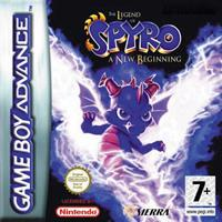 Sierra The Legend of Spyro a New Beginning