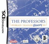 505 Games Professor Brain Trainer Memory