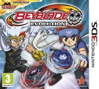 Rising Star Games Beyblade Evolution