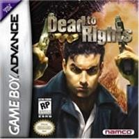 Namco Dead to Rights