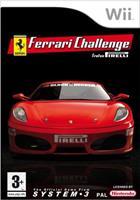 System 3 Ferrari Challenge Trofeo Pirelli