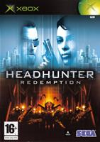 SEGA Headhunter Redemption