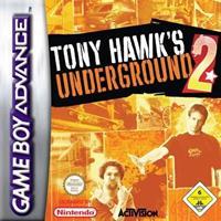 Activision Tony Hawk's Underground 2